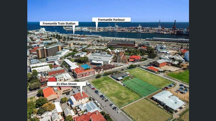 Sold Other Property at 21 Ellen Street, Fremantle, WA 6160