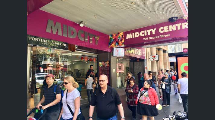 Shop 110, 200 Bourke Street Melbourne VIC 3000 - Image 2