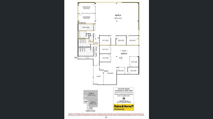 (Suite 6) (Grnd Flr) Smith Street Charlestown NSW 2290 - Image 6