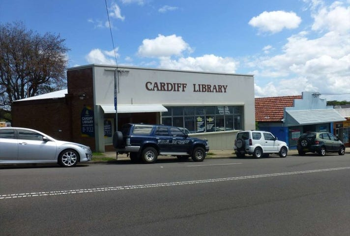 Cardiff library nsw
