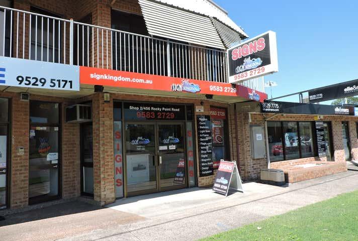 2/456 Rocky Point Road Sans Souci NSW 2219 - Image 1