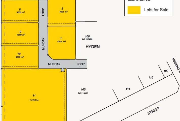 Lot 10 Munday Loop Hyden WA 6359 - Image 1