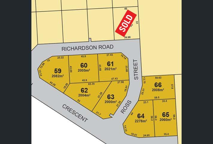 Lot 61 Corner Richardson Road & Ross Street Kalbarri WA 6536 - Image 1