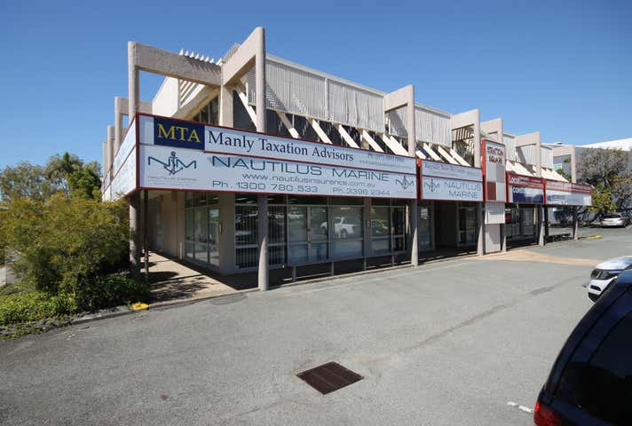 17-18/188 Stratton Terrace, Manly, Qld 4179