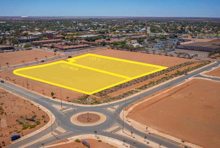 Lot 2 & Lot 8018 Throssell Road South Hedland WA 6722 - Image 1