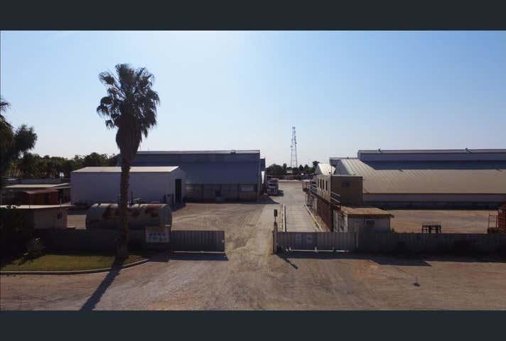 Grain Storage Weighbridge Workshop, 50 McCabe Street Balranald NSW 2715 - Image 1