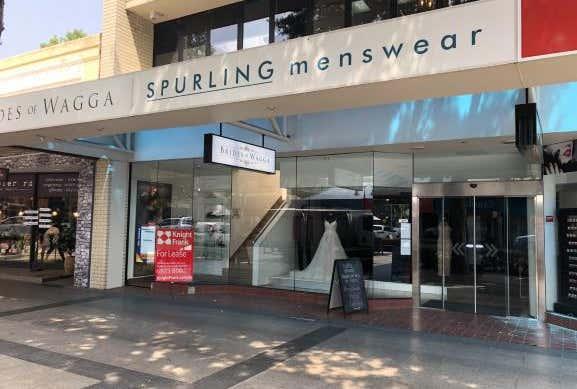 Shop 1, 80-84 Baylis Street Wagga Wagga NSW 2650 - Image 1
