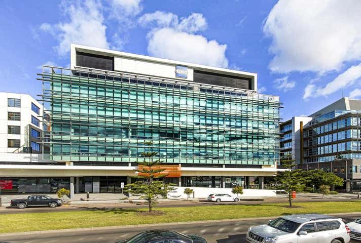Rent solar panels at Level 6, 24 Honeysuckle Drive Newcastle, NSW 2300