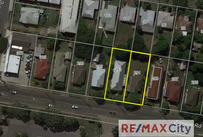 291 - 293 ZILLMERE Road Zillmere QLD 4034 - Image 1