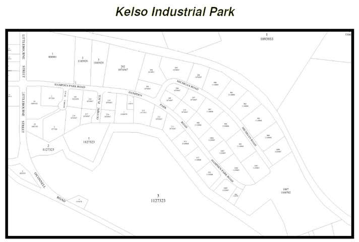 Lot 1002 Hampden Park Road Kelso NSW 2795 - Image 1