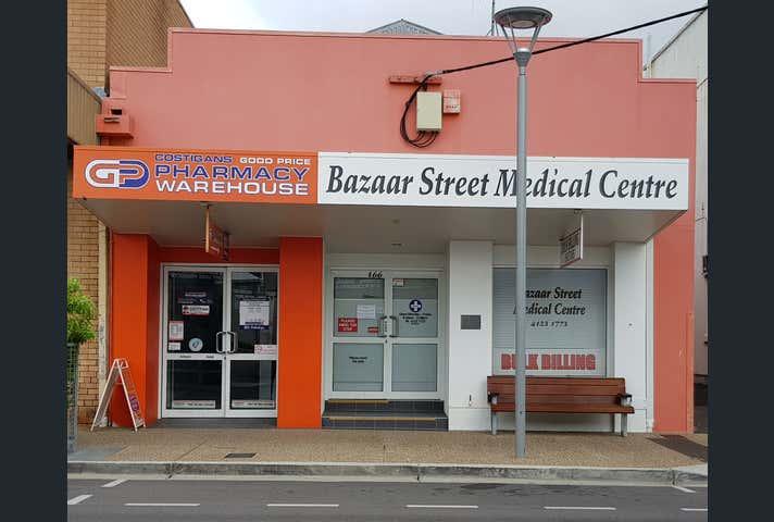 166-168 Bazaar Street Maryborough QLD 4650 - Image 1