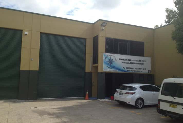 Unit 8, 595 Princes Highway Tempe NSW 2044 - Image 1