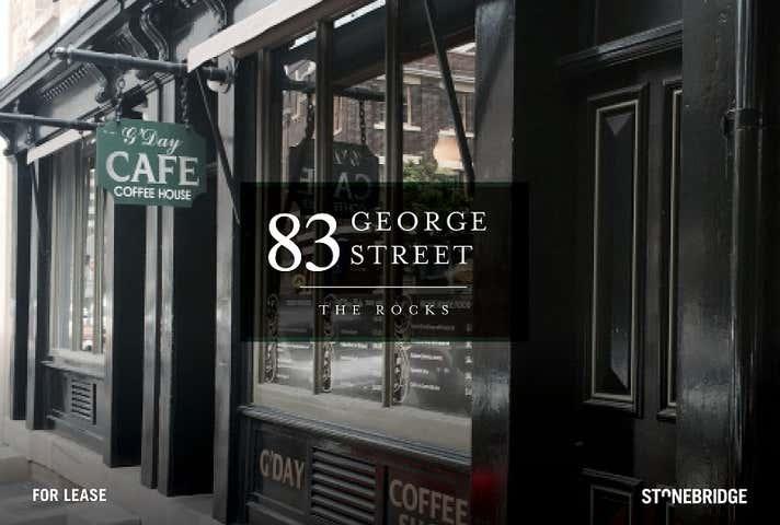 83  George Street The Rocks NSW 2000 - Image 1