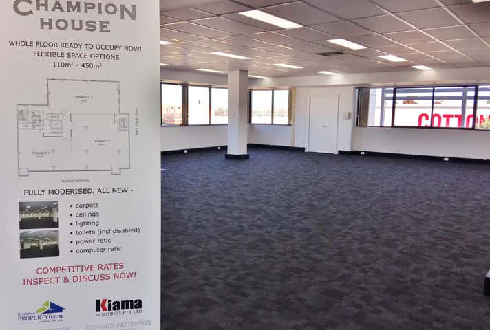 Champion House, First Floor/87 Marine Terrace Geraldton WA 6530 - Image 1