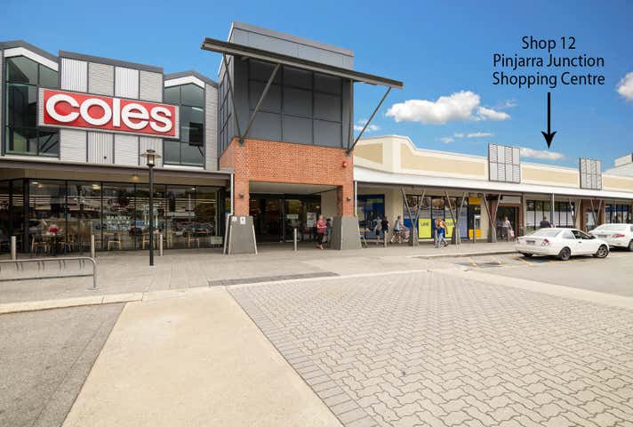 12/ Pinjarra Junction Shopping Centre Pinjarra WA 6208 - Image 1