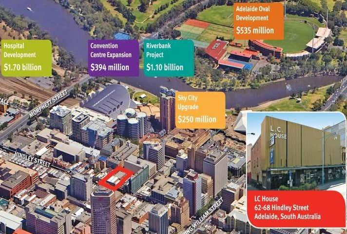 62-68 Hindley Street Adelaide SA 5000 - Image 1