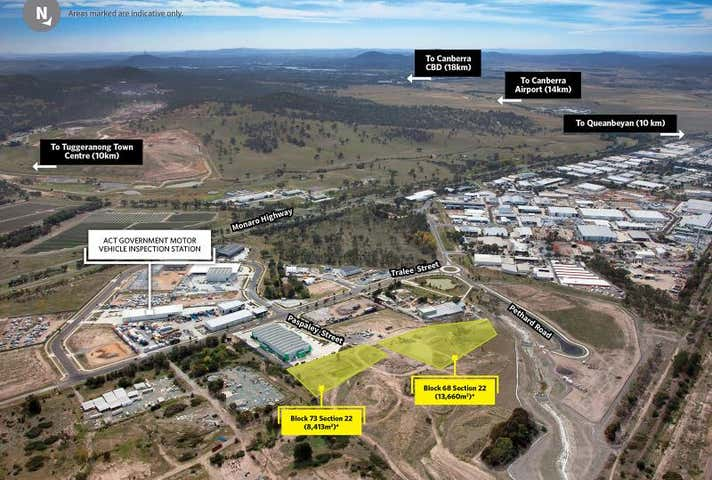 New West Industrial Park, 10 Paspaley Street Hume ACT 2620 - Image 1