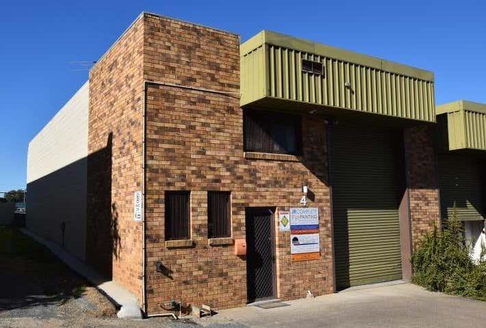 Unit 4, 6 Johnson Street Maitland NSW 2320 - Image 1