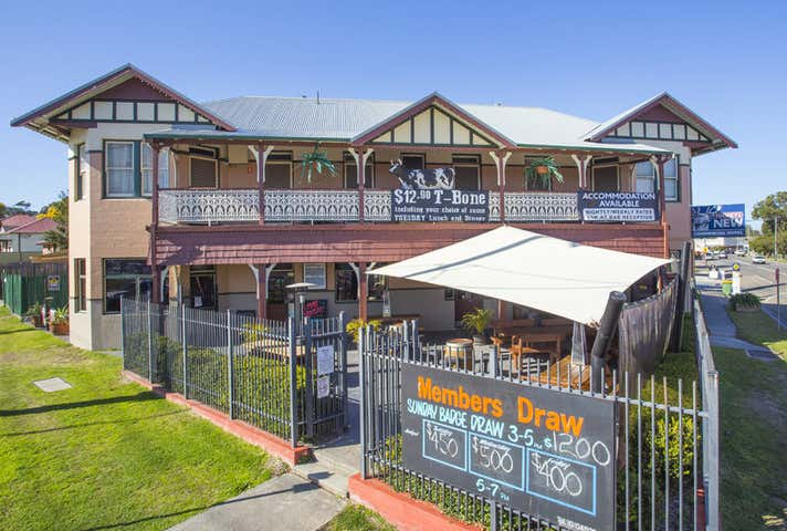 Commercial Hotel, 2 Main Road Boolaroo NSW 2284 - Image 1