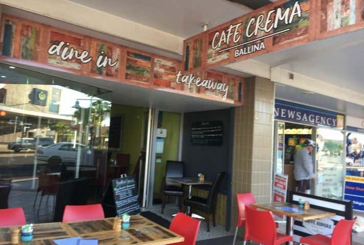 Cafe Crema, Shop 1, 95 River Street Ballina NSW 2478 - Image 1