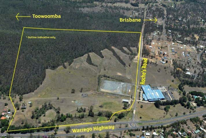 8700 Warrego Highway Cnr Roche's Road Withcott QLD 4352 - Image 1
