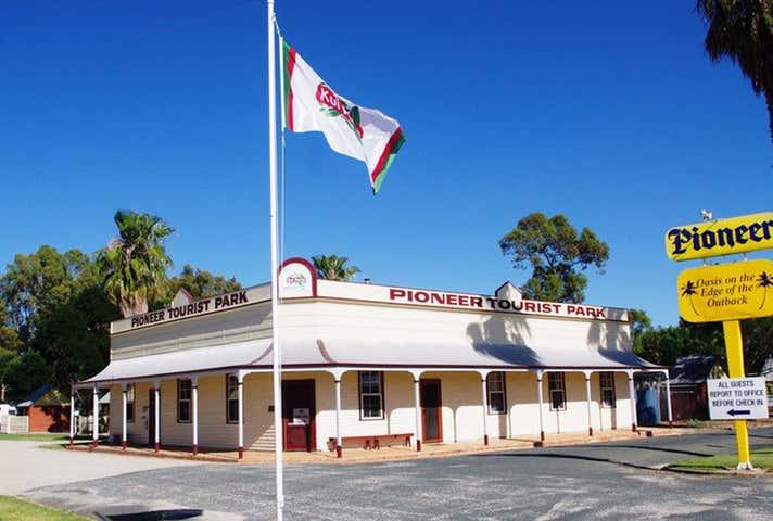 Pioneer Tourist Park, 167 Cobb Highway, Deniliquin, NSW 2710