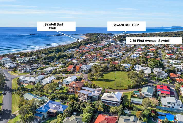 2/59 First Avenue Sawtell NSW 2452 - Image 1