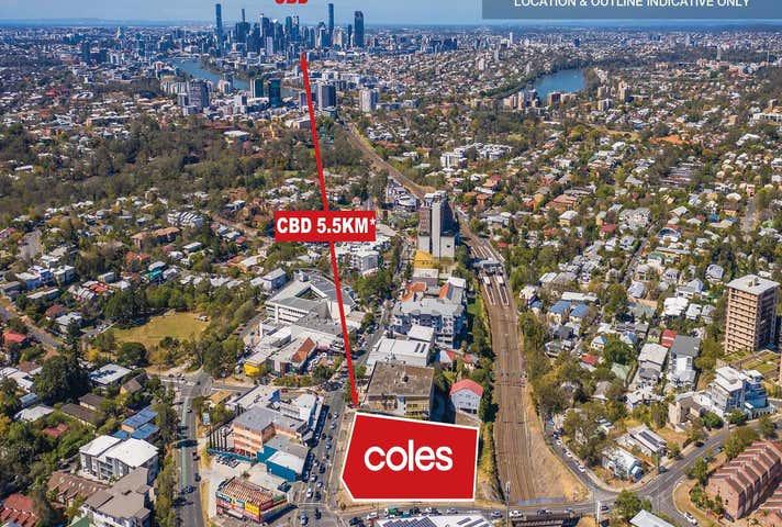 Coles Supermarket Development Opportunity Taringa, 216-224 Moggill Road Taringa QLD 4068 - Image 1