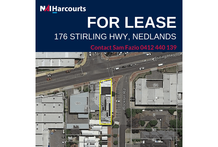 176 Stirling Highway Nedlands WA 6009 - Image 1