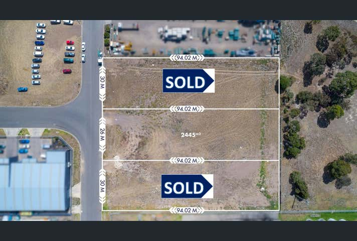 Lot 16 & 18 SOLD - Lot 17 Remaining, 20-26 Saunders Street North Geelong VIC 3215 - Image 1