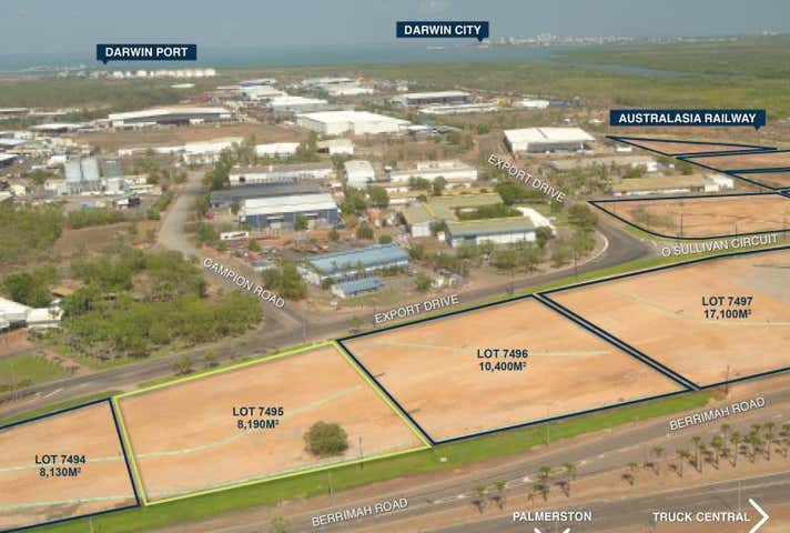 Darwin Business Park, Lot 7495 / 12 Export Drive, East Arm, NT 0822