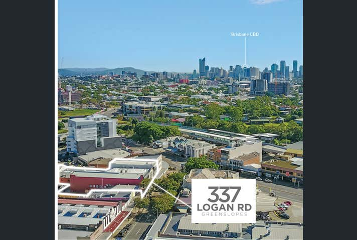 337 Logan Road Greenslopes QLD 4120 - Image 1