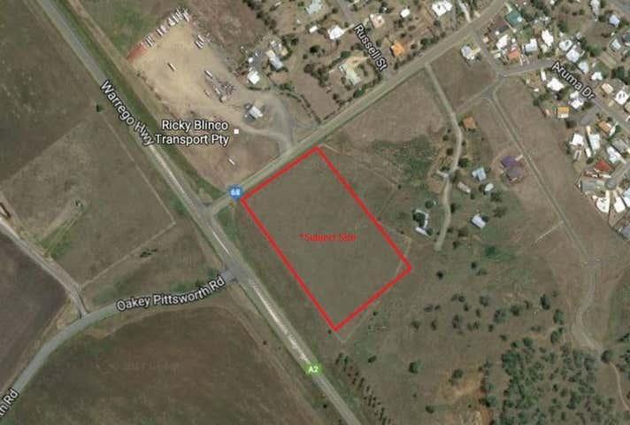 - Warrego Hwy & Oakey Pittsworth Rd Corner Oakey QLD 4401 - Image 1