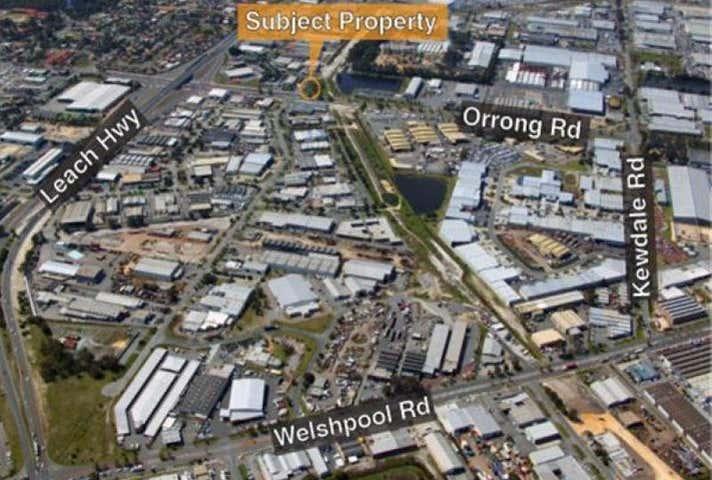 Cnr Orrong Rd & Ballentyne Rd Kewdale WA 6105 - Image 1