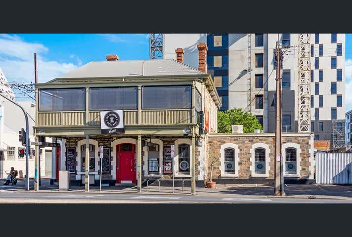 Edinburgh Castle Hotel, 233 Currie Street, Adelaide, SA 5000
