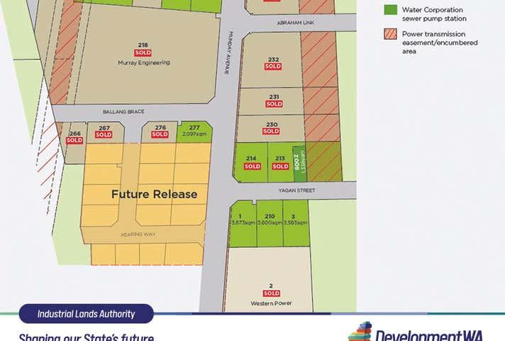 Lot 1 Munday Ave Pinjarra WA 6208 - Image 1