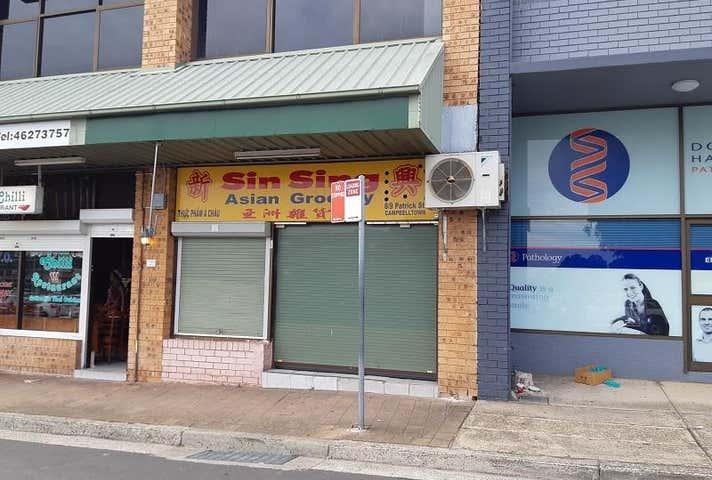 Shop 8, 9 Patrick Street Campbelltown NSW 2560 - Image 1