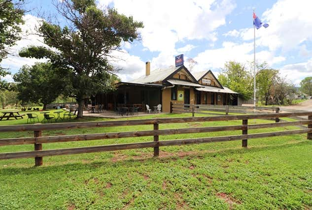 Linga Longer Inn Hotel, 2  Riley Street Gundy NSW 2337 - Image 1