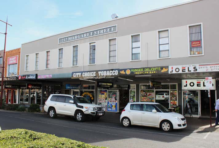 Suite 9 FF, 217 Margaret Street Toowoomba City QLD 4350 - Image 1