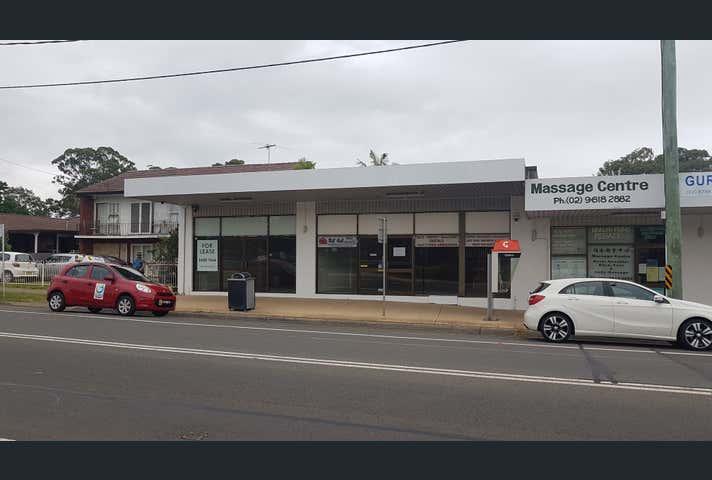 Shop 2, 70 Railway Parade Glenfield NSW 2167 - Image 1