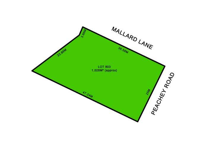 Lot 803 Peachey Road Smithfield SA 5114 - Image 1