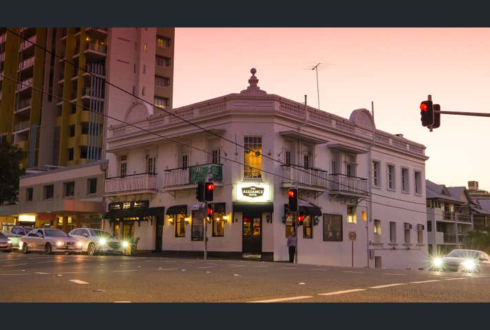 Alliance Hotel, 320 Boundary Street Spring Hill QLD 4000 - Image 1