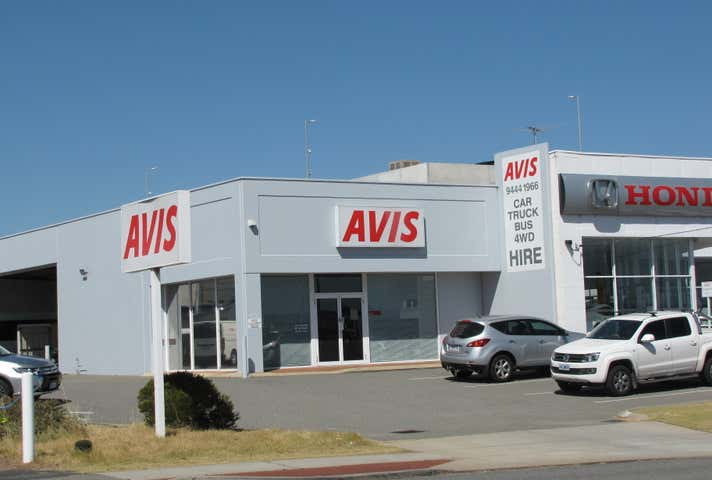 Leased Shop Retail Property At 440 Scarborough Beach Road Osborne