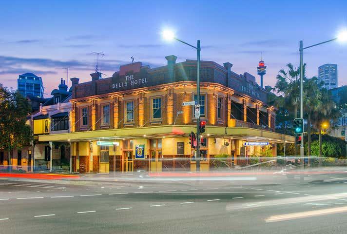 The Bells Hotel, 1 Bourke Street Woolloomooloo NSW 2011 - Image 1