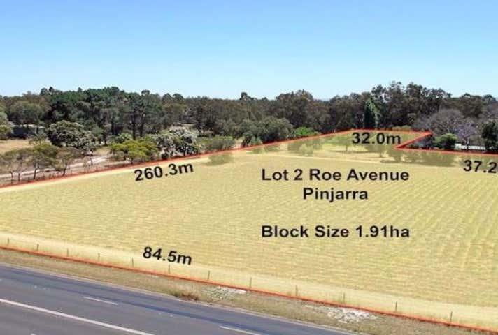 Lot 2 Roe Avenue Pinjarra WA 6208 - Image 1