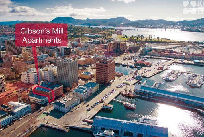 Gibsons Mill Apartments, 17 Morrison Street, Hobart, Tas 7000