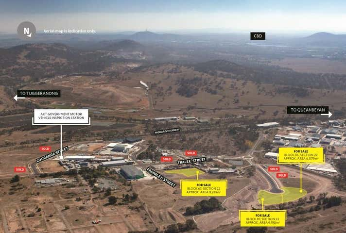 New West Industrial Park, 21 Pethard Road, Hume, ACT 2620