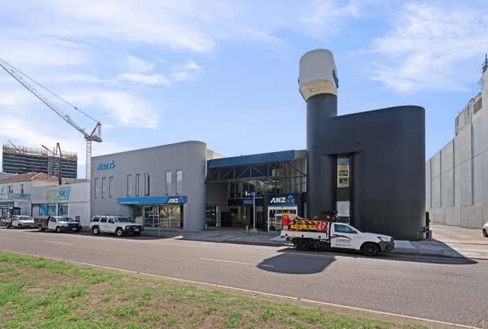 Rent solar panels at 484 King Street Newcastle, NSW 2300