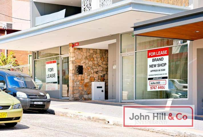 Shop 1/250 Wardell Road Marrickville NSW 2204 - Image 1