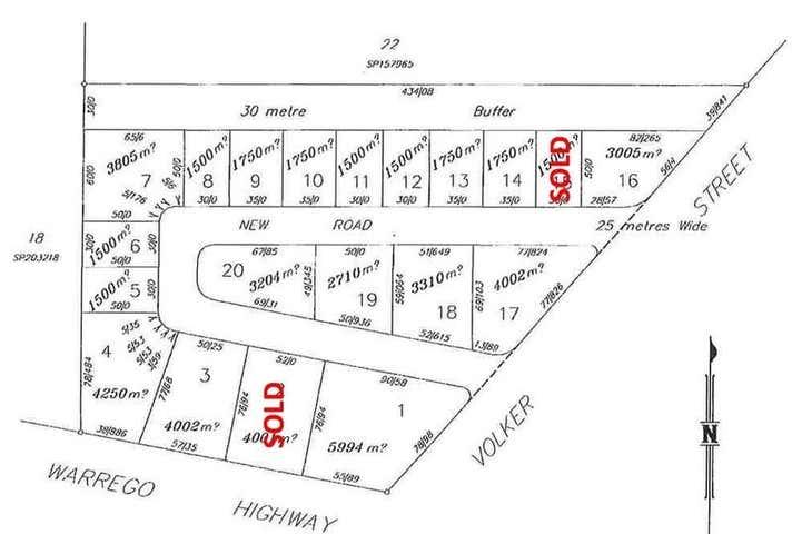 Lot 2, Warrego Highway & Volker Street Dalby QLD 4405 - Image 1